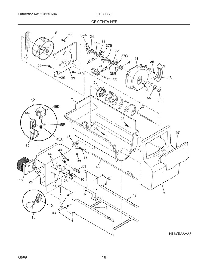 Diagram for FRS3R3JB5