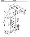 Diagram for 03 - Cabinet With Fan Assembly