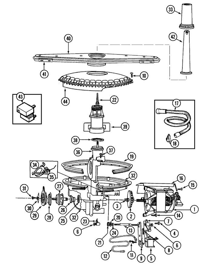 Diagram for DU4000V-C