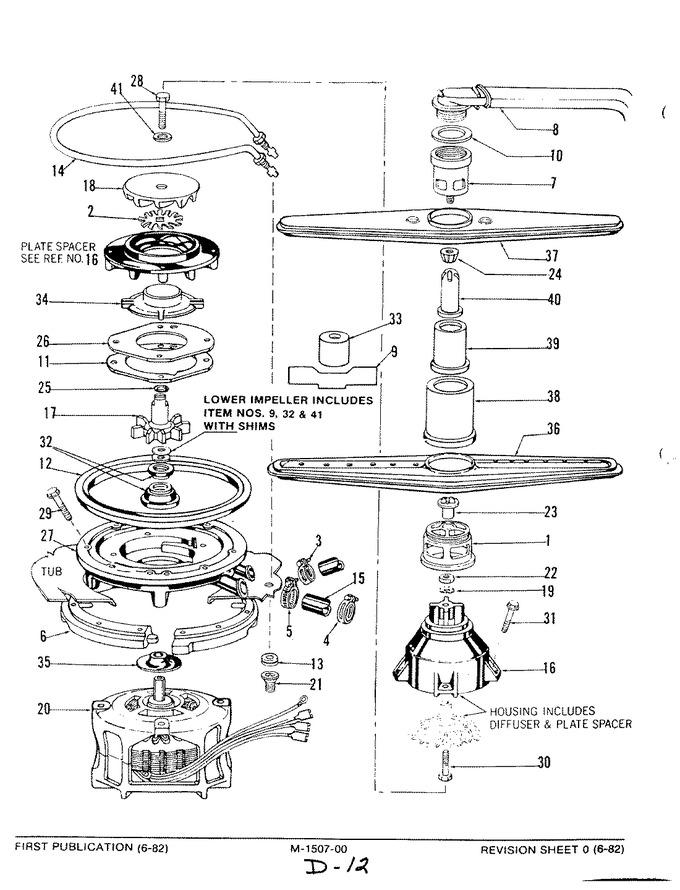 Diagram for DU25A-