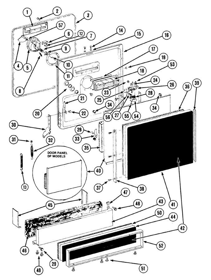 Diagram for DU490