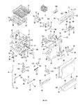 Diagram for 01 - Control Panel, Door, Rack, Det.cup & Tub