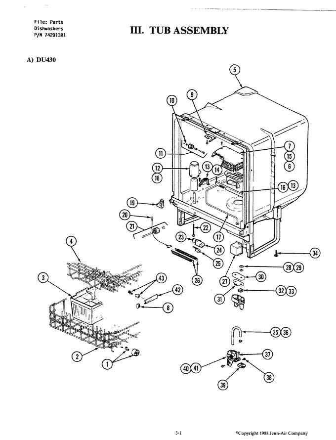 Diagram for DU466-20