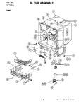 Diagram for 04 - Tub Assembly (du466w-01/02)