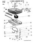 Diagram for 05 - Rack Assembly