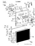 Diagram for 04 - Door (du588)