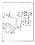 Diagram for 03 - Door & Escutcheon