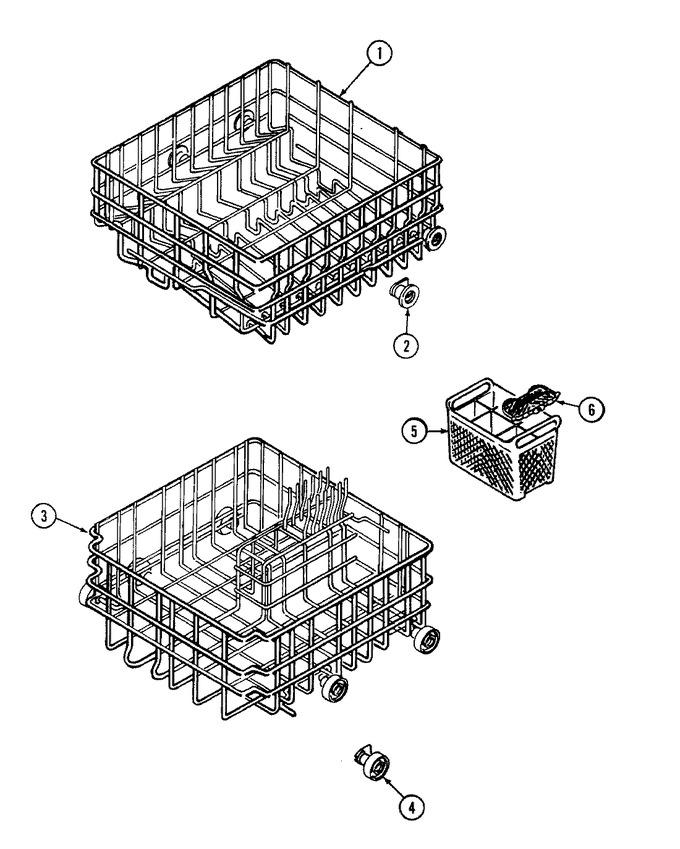 Diagram for DWU7300ABX