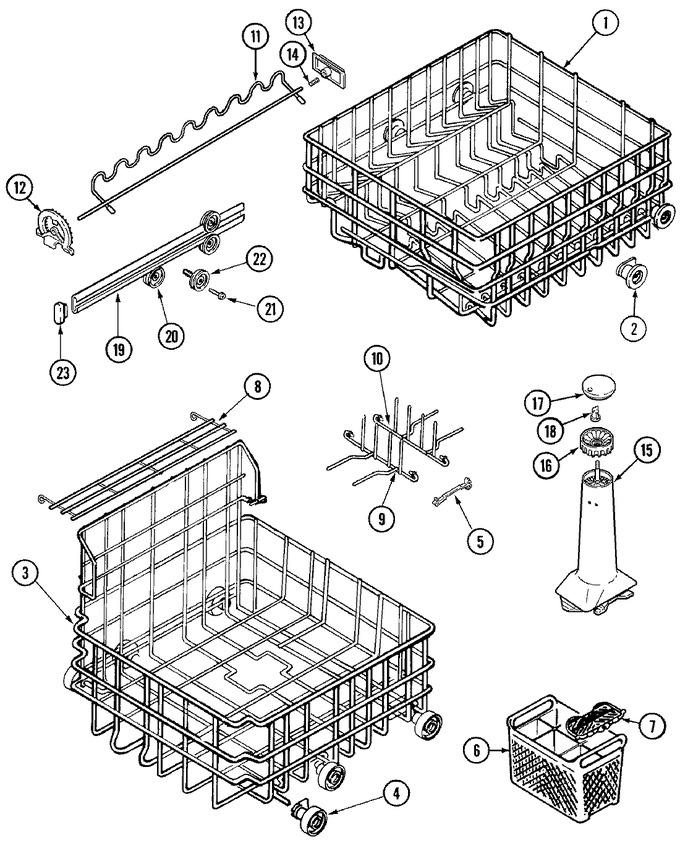Diagram for DWC7602ABE