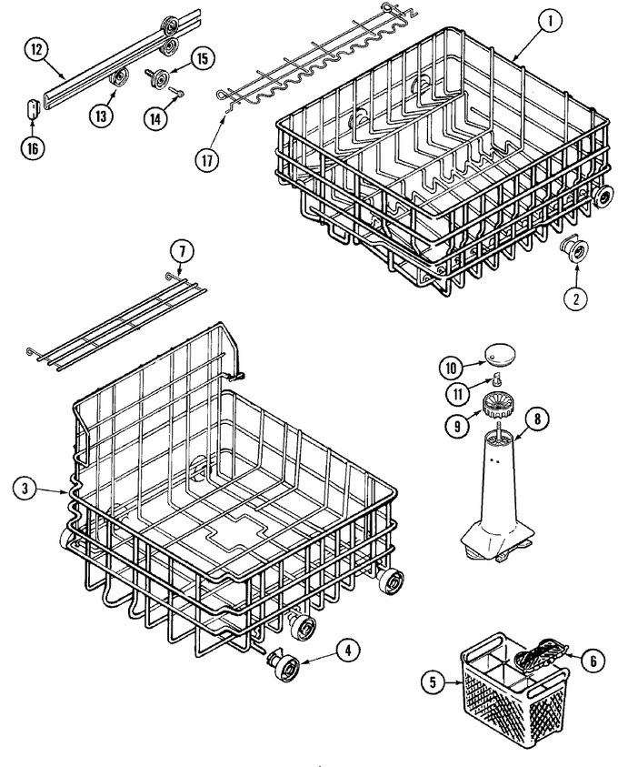 Diagram for DWU6802AAM