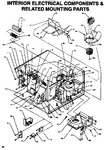 Diagram for 05 - Interior Electrical Components