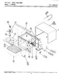Diagram for 05 - Oven Liner-body (ecme800)