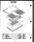 Diagram for 04 - Grille Module Ked 306-20