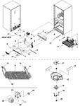 Diagram for 05 - Evaporator/evap Motor/rollers