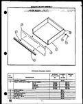 Diagram for 02 - Storage Drawer Assy