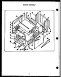 Diagram for 02 - Cabinet Assy