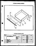 Diagram for 07 - Storage Drawer Assy