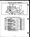Diagram for 07 - Upper Oven Electrical Components