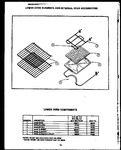 Diagram for 03 - Lw Oven Elements & Internal Oven Acs