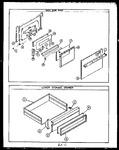 Diagram for 02 - Oven Door Parts