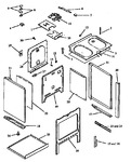 Diagram for 01 - Cabinet Assy