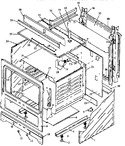 Diagram for 02 - Cabinet Section