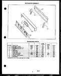 Diagram for 01 - Backguard Parts