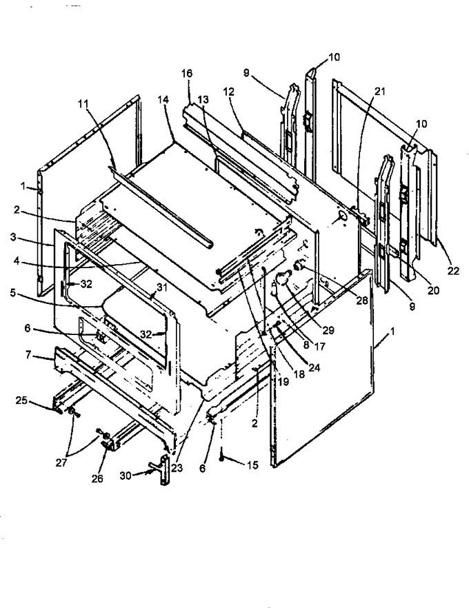 Diagram for EHS2672L (BOM: P1142278N L)