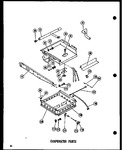 Diagram for 03 - Evap Parts