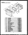 Diagram for 05 - Oven Door