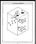 Diagram for 05 - Upper Control Panel Parts