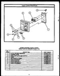 Diagram for 06 - Upper Control Panel Parts