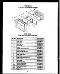 Diagram for 08 - Oven Door