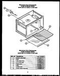Diagram for 09 - Oven Interior Parts