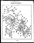 Diagram for 04 - Microwave Oven Components