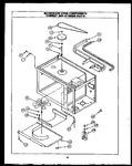 Diagram for 04 - Microwave Oven Compnt & Stirrer Parts