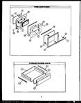 Diagram for 07 - Oven Door Parts