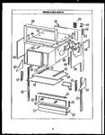 Diagram for 12 - Upper Oven Parts