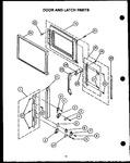 Diagram for 04 - Door And Latch Parts