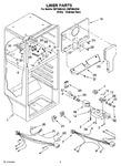 Diagram for 03 - Liner Parts