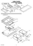 Diagram for 05 - Shelf Parts, Optional Parts