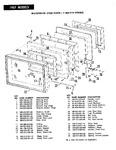 Diagram for 07 - Door (microwave)