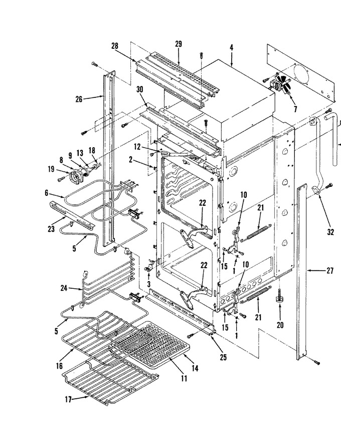 Diagram for EPE7-41819AE