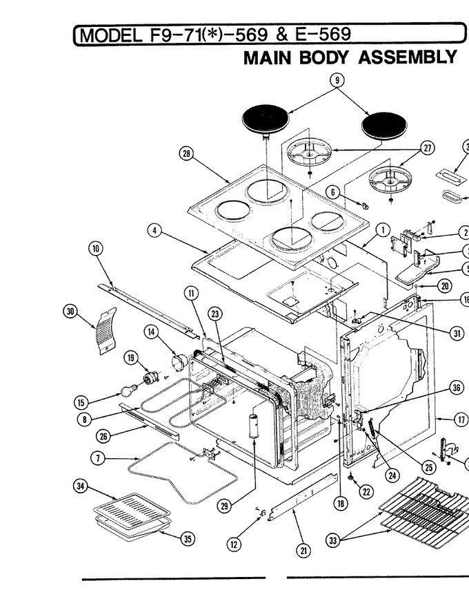 Diagram for EPF9-71W579A