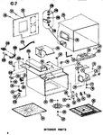 Diagram for 03 - Interior