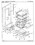 Diagram for 09 - Shelves & Accessories