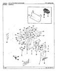 Diagram for 07 - Ice & Water Dispenser