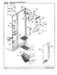 Diagram for 01 - Freezer Compartment