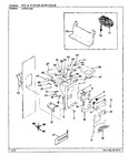 Diagram for 06 - Ice & Water Dispenser