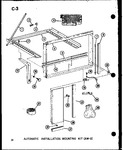 Diagram for 02 - Automatic Installation Mtg Kit (am-2)